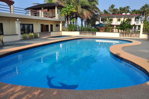 Hotels and Resorts in Bolinao Ilog Malino Beach Resort Pool