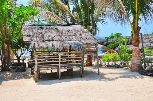 Kubo for Rent in Patar Rock Beach