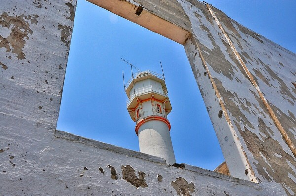 Lighthouse in Bolinao