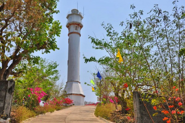 Lighthouse in Bolinao Pangasinan