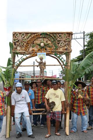Parada ng Baliskog