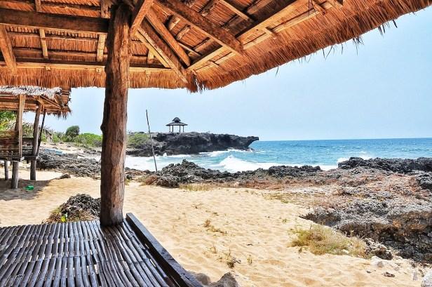 Patar Rock Beach in Bolinao