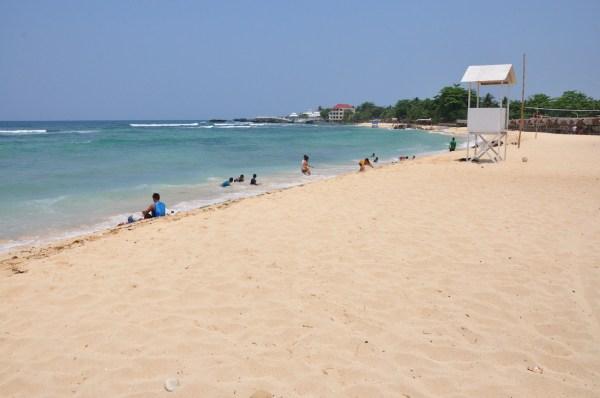 Patar White Beach in Bolinao