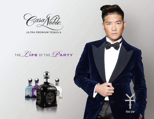 Tim Yap for Casa Noble Ultra Premium Tequila