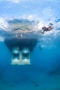 Underwater Scene from your room