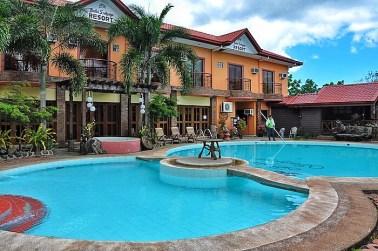Swimming Pool at Balai Sadyaya