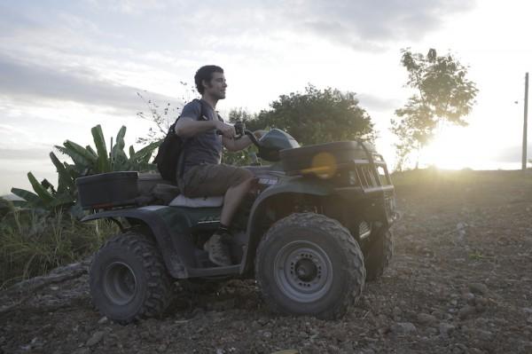 Experience an ATV adventure at Green Canyon