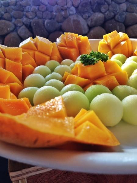 Fresh Fruits from resorts Farm