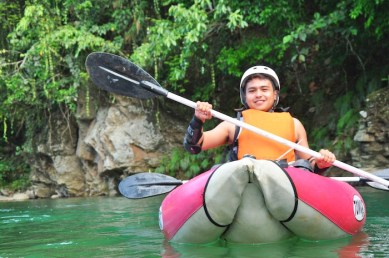 Learning how to Kayak