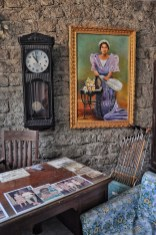 Old Doctors Clinic inside Alava Ancestral Home