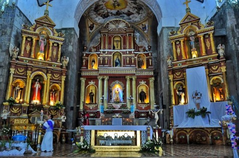 Parish Church of San Gregorio Magno Altar
