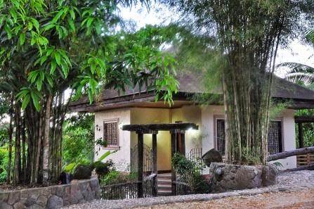 Rooms at Kamayan sa Palaisdaan Resort