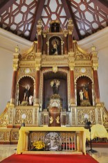 San Antonio de Padua Church Altar