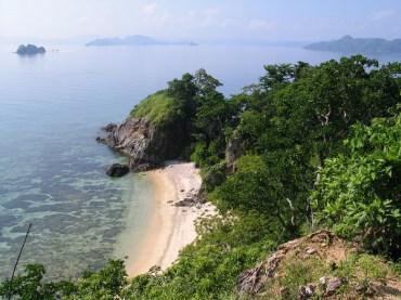 Secret Cove in Club Paradise Palawan