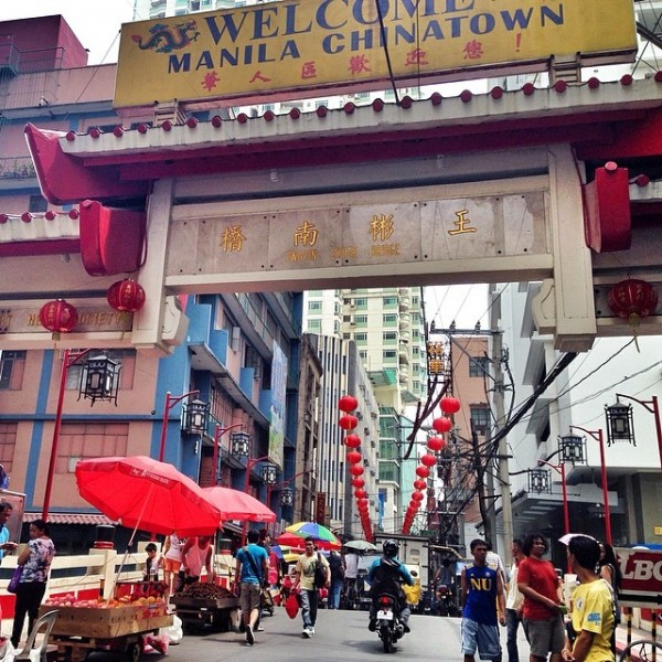 Binondo Walking Tour
