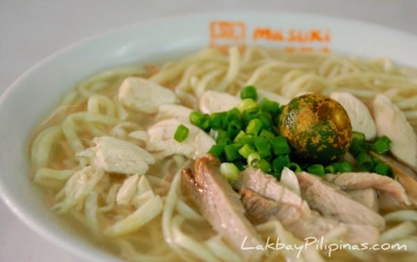 Chicken Mami atMasuki Mami Restaurant
