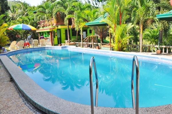 Dream Paradise Mountain Resort Pool
