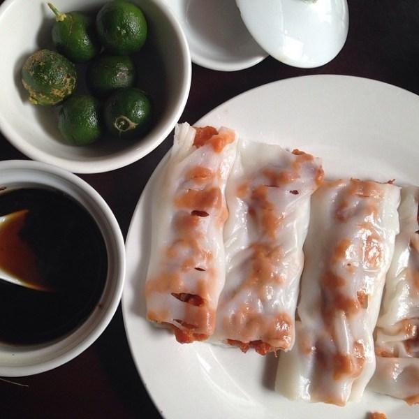 Asado Cheong Fan Dimsum atWai Ying Fastfood