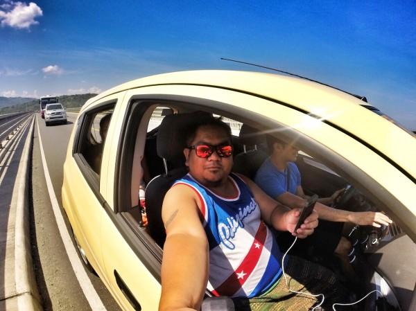 Ilocos Roadtrip with Chevrolet Spark