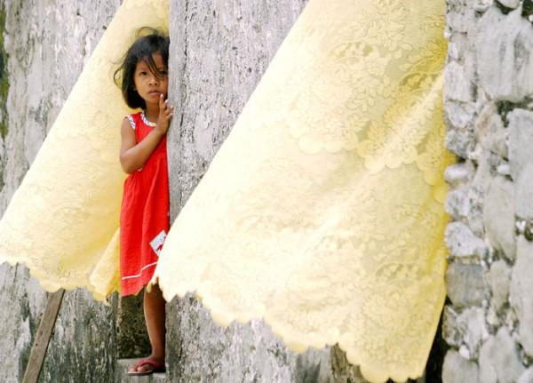 Ivatan Kid in Sabtang Island by Roger Alcantara