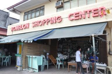 Romblon Shopping Center