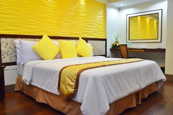 Beds in Premier Suites