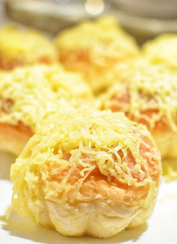 Ensaymada for Breakfast