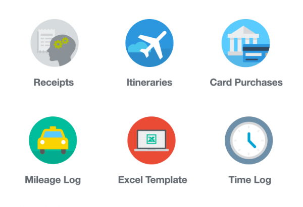 Expensify Travel App