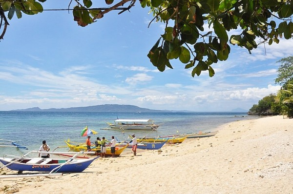 Long Beach in Puerto Galera