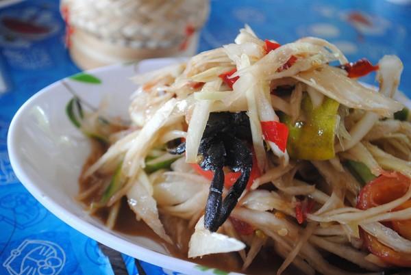 Som Tam Thai photo by Emily Lloyd