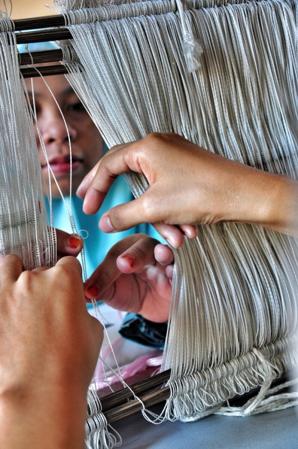 Songket Weaving in Terengganu
