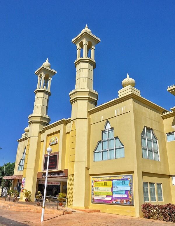 Islamic Civilization Park Taman Monument Park Entrance