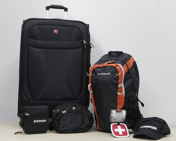 Wenger Travel Gears