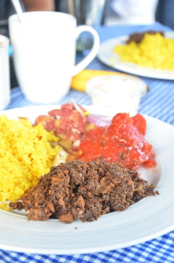 Breakfast at Bernardos Hotel
