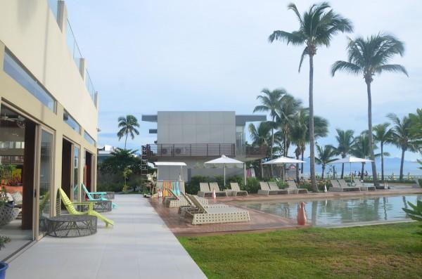 Costa Pacifica Resort in Baler