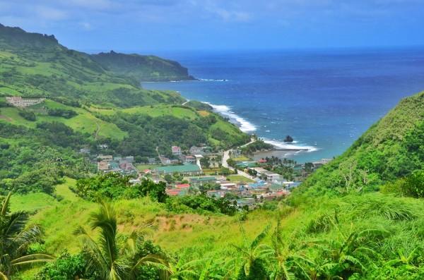 The Coastal Town of Mahatao