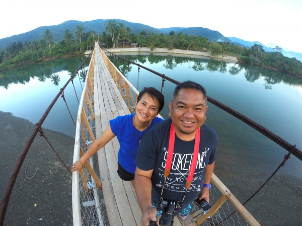 Afternoon at the Hanging Bridge