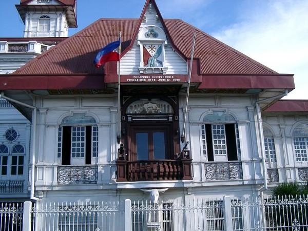 Aguinaldo Shrine in Cavite