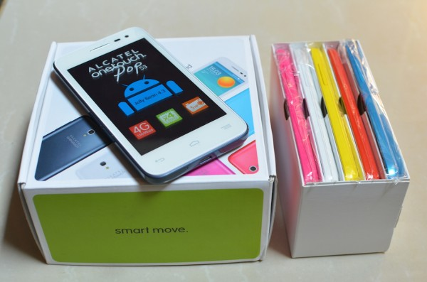 Alcatel One Touch Pop S3 review