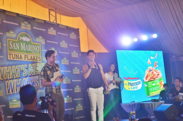 Daniel Matsunaga at Whats New Whats Next Event