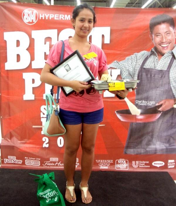 Angeleen de Castro from Makati