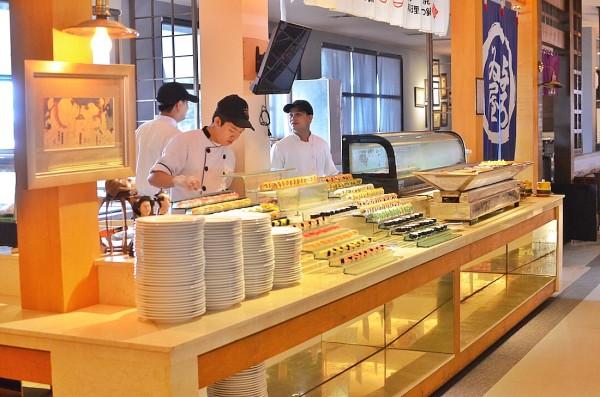 Sushi and Sashimi Bar