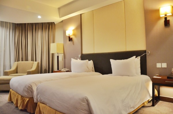 Crowne Plaza West Hanoi Rooms