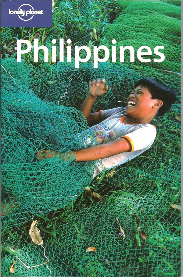 Lonely Planet Philippines Travel Guide Book