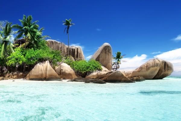 No 5 Seychelles