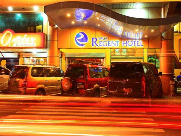 Regent Hotel in Naga City