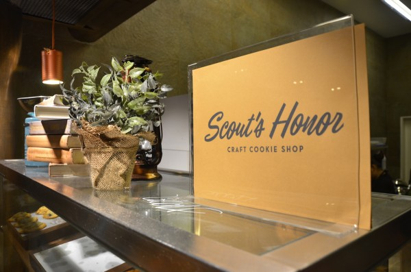 Scouts Honor Craft Cookie Shop