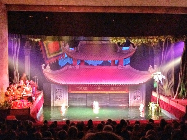 The Water Puppet Show