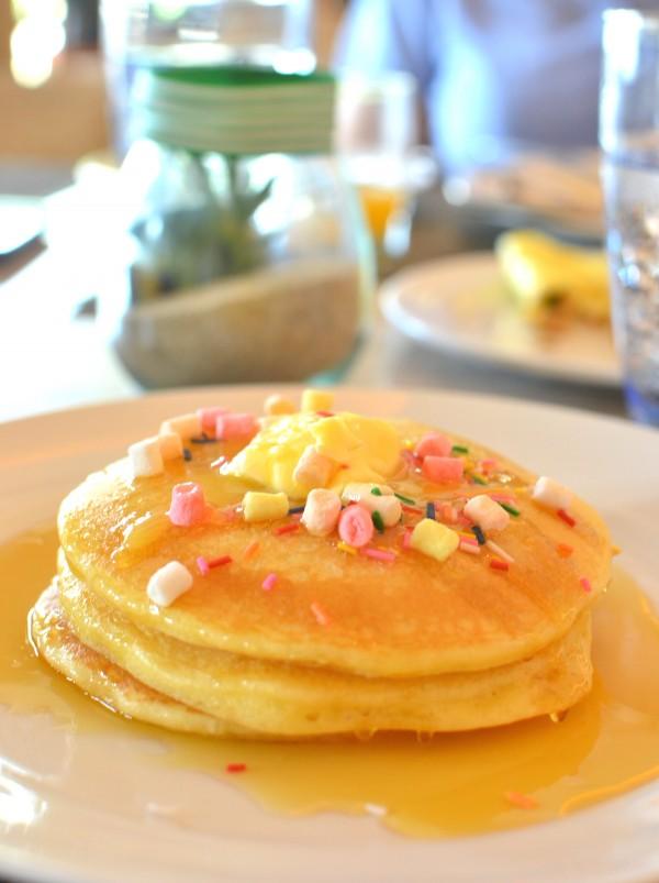 Breakfast at Lagoa Restaurant