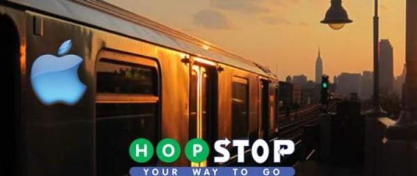 Hopstop App for IOS